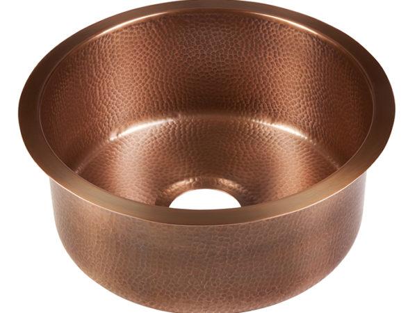 Ducreax bar and prep copper sink