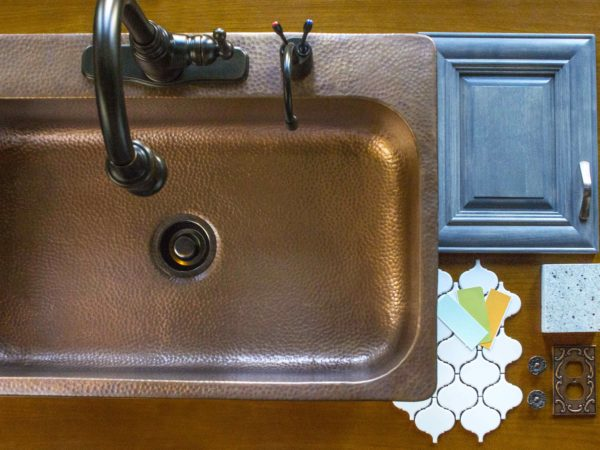 The Angelico: Designing with the Sink in Mind