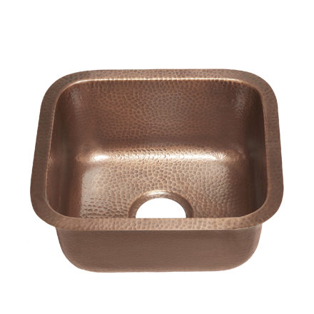 Sisley Copper Kitchen Sink