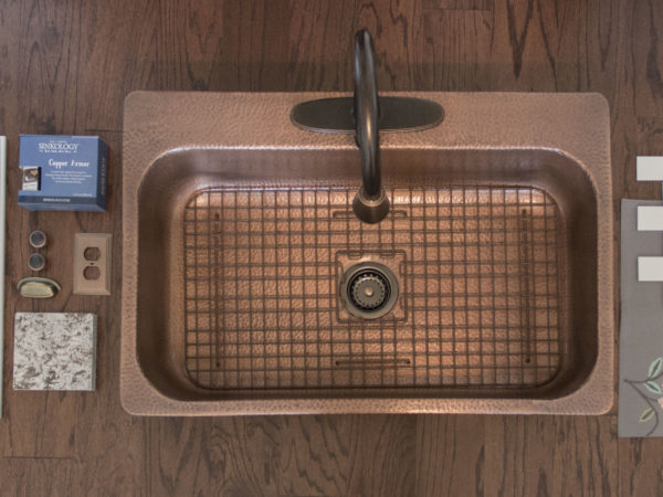 The Angelico: Designing with the Sink in Mind – Part 2
