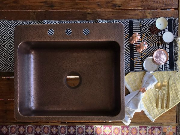 The Rosa and Thanksgiving: Designing with the Sink in Mind