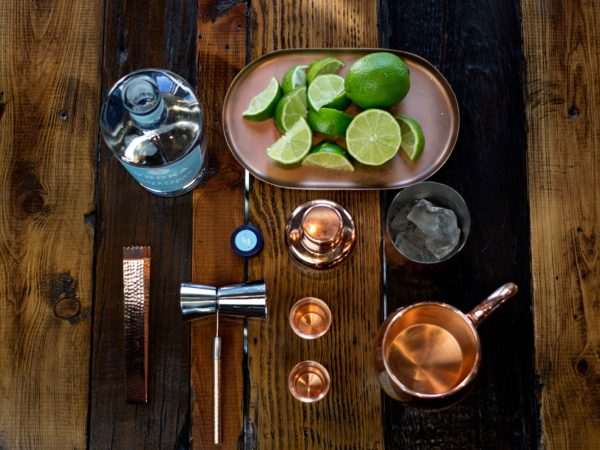 A Quick and Easy Moscow Mule Recipe