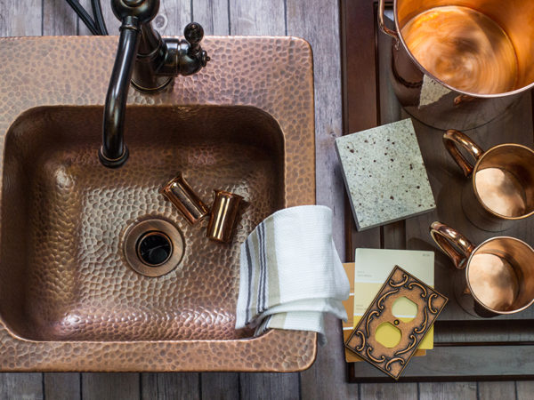 The Seurat Copper Bar Sink: Designing with the Sink in Mind