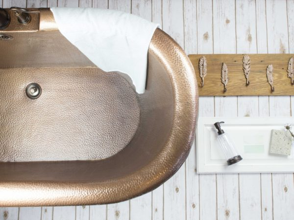The Thales Copper Bathtub: Designing with Copper in Mind