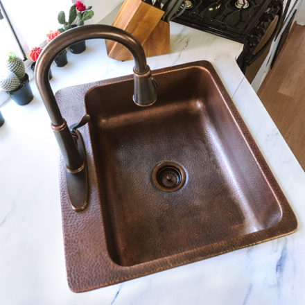 Drop-in-Copper-Sink-Rosa