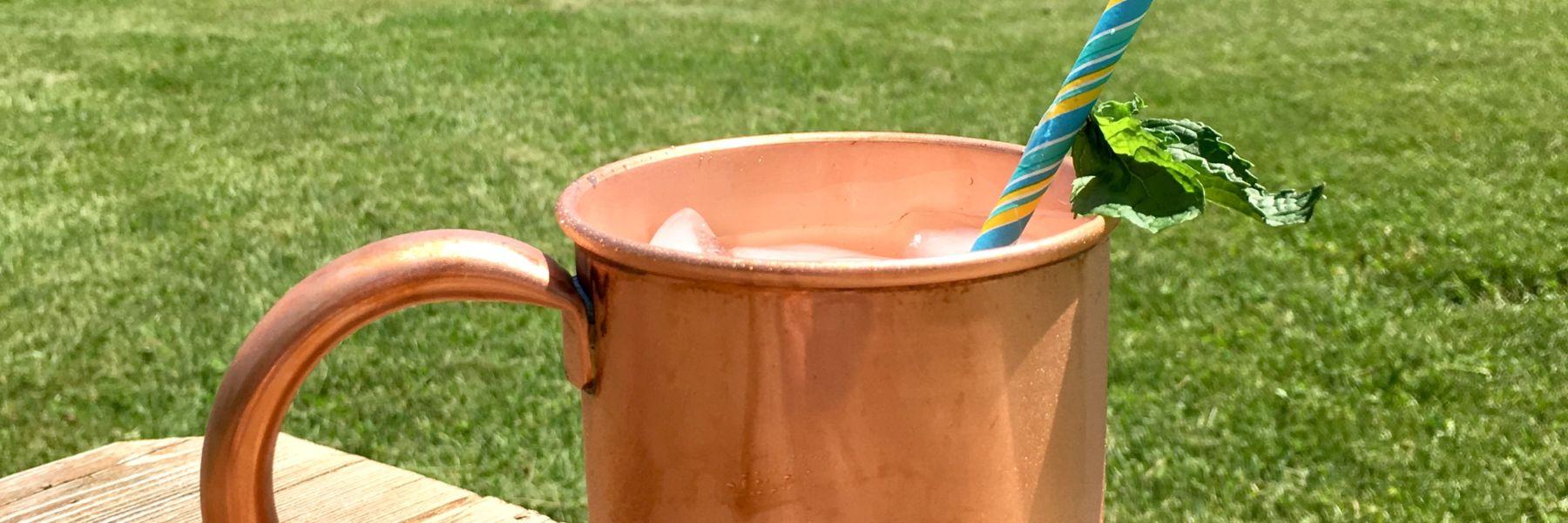 Mojito-copper-mug-summer-drink