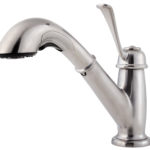 pfister stainless bixby faucet