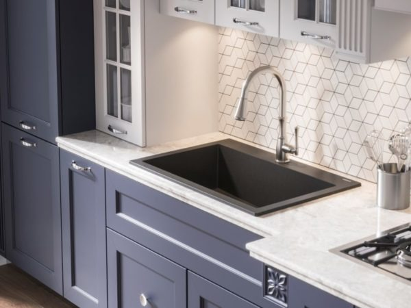Give Your Sink A Granite Upgrade