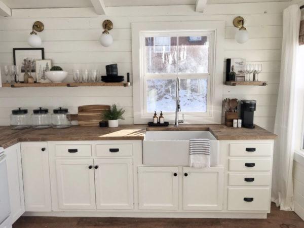 fireclay-kitchen-sink-cabin