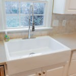 Josephine quick-fit, drop-in fireclay farmhouse kitchen sink