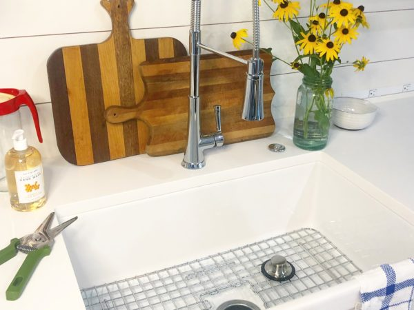 Bradstreet II All-In-One Fireclay Farmhouse Kitchen Sink