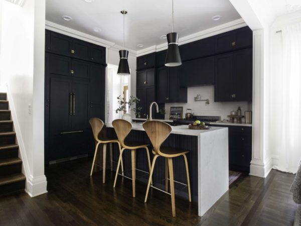 Before & After: The Blonde Vic Kitchen Reveal