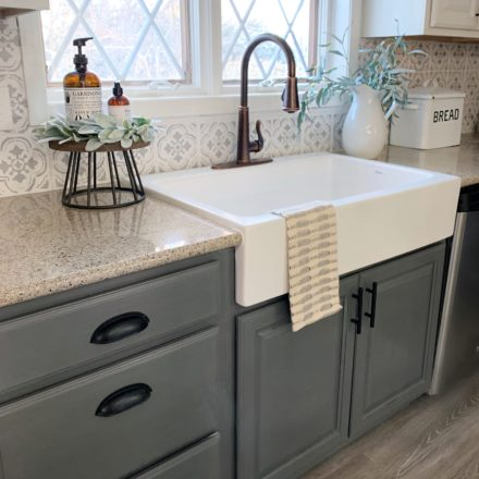 Josephine Fireclay Drop-In Farmhouse Sink