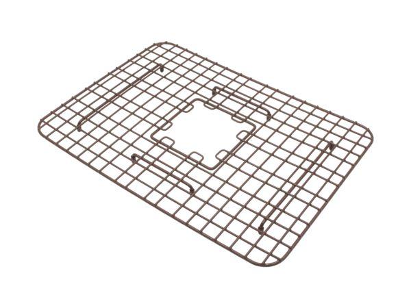 spencer antique brown bottom grid
