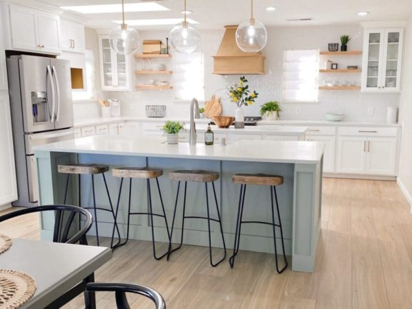 Bradstreet Fireclay Farmhouse Kitchen Renovation