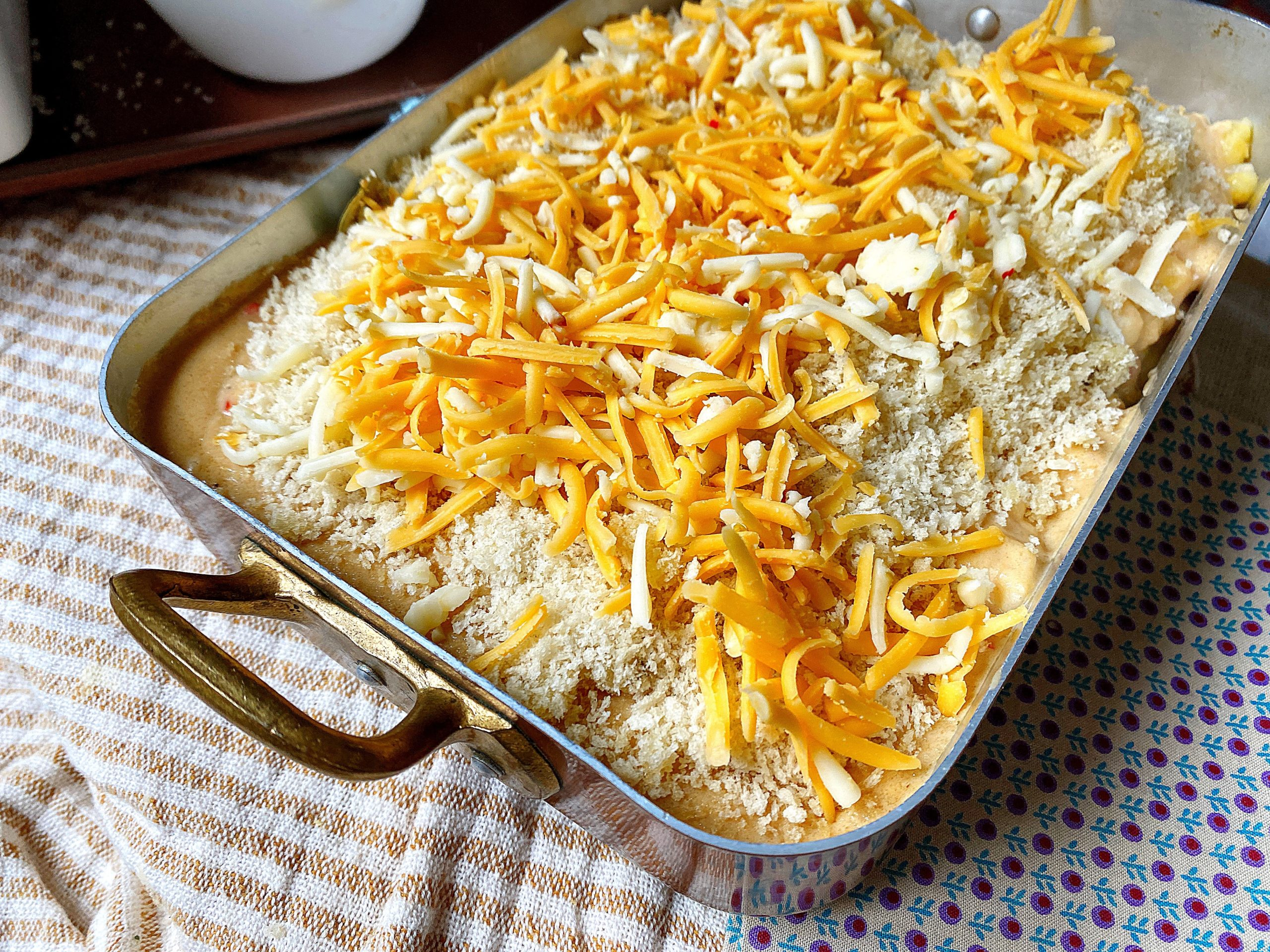 cheese on topping