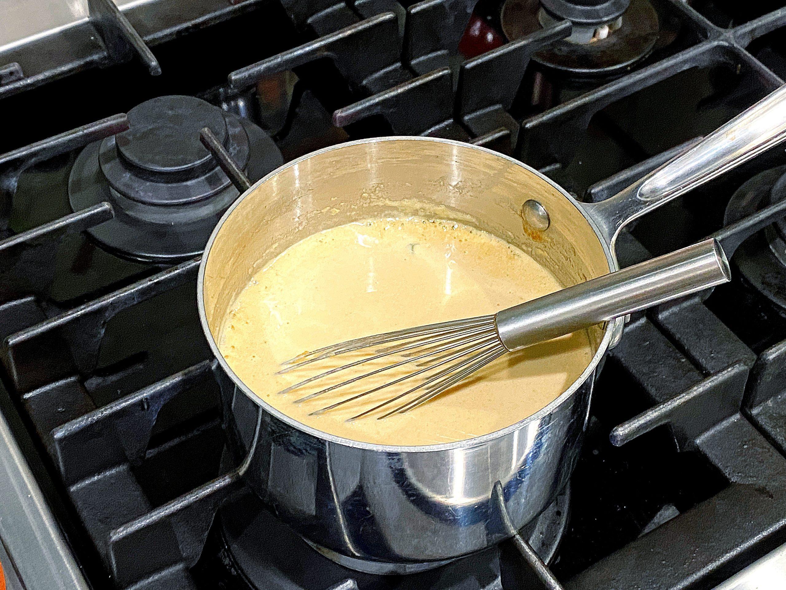 mornay sauce