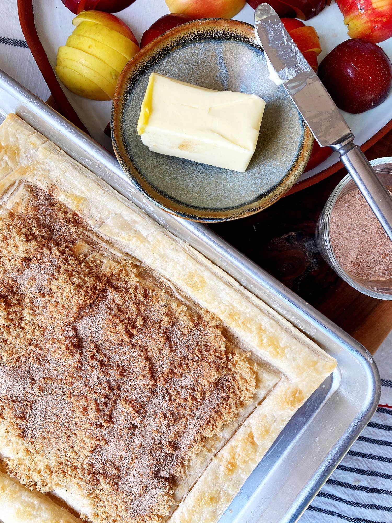 butter tart in waiting
