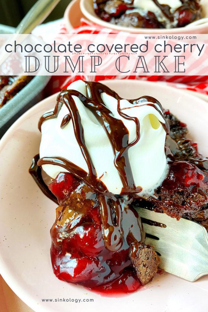 dump cake pin