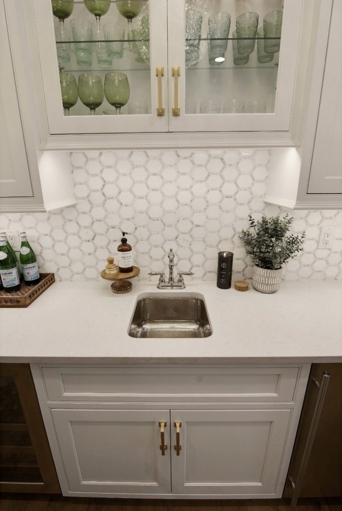 Wilson Crafted Stainless Steel Bar Sink